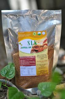Gula Kristal Kelapa Organik SLK 200 gram