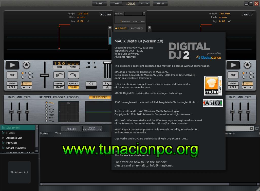 Descargar MAGIX Digital DJ Full Español