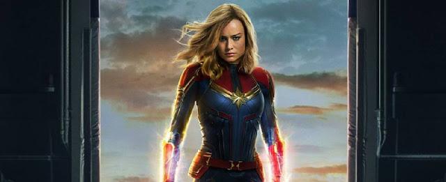 Capitã Marvel contará com duas cenas pós-crédito