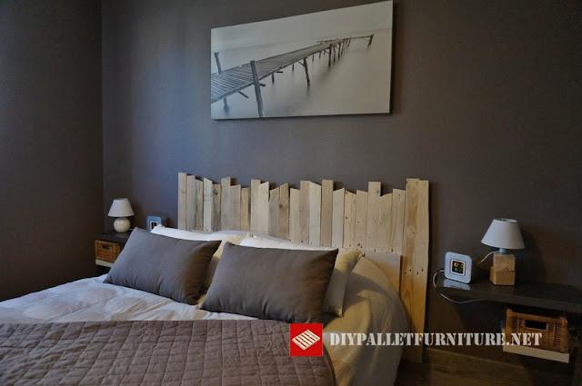 aqu teneis ejemplos de cabeceros para camas hechos con tablas de palets todos creacin de or lia