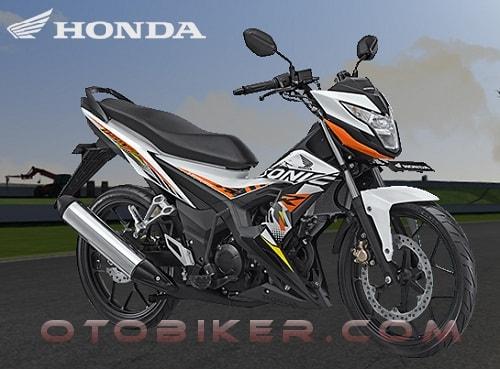 All New Honda Sonic 150R Terbaru