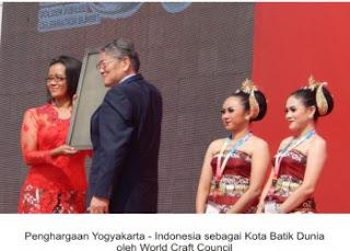 Batik World Heritage