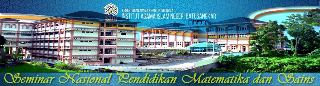 seminar nasional pendidikan matematika dan sains