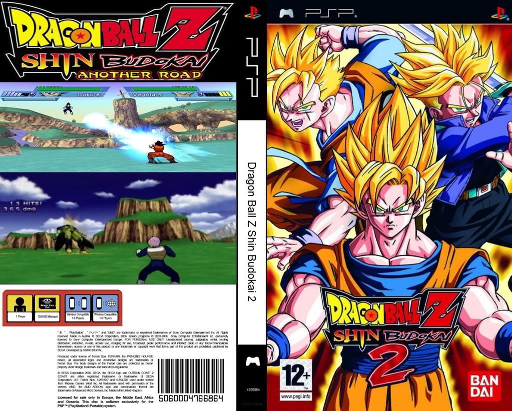 Dragonballz Shin Budokai 2 Cso Full Game Free Pc, Download