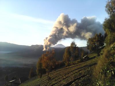 Erupsi Gunung Bromo Menambah Daya Tarik Wisata?