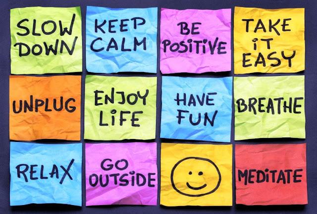 Cara Terbaik Menenangkan Diri Saat Stres