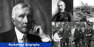 Biography of Rockefeller Family – The World's Richest Oil