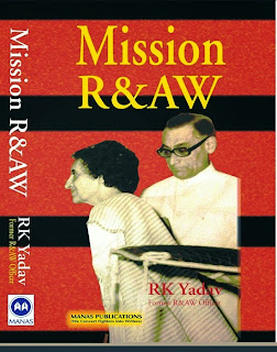 "Image result for RK YADAV ""Mission R&AW"""