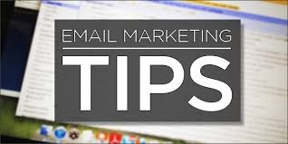 3 Extremely Effective E-mail Marketing Tips
