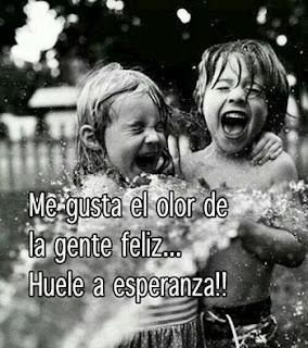 imagen de gente feliz