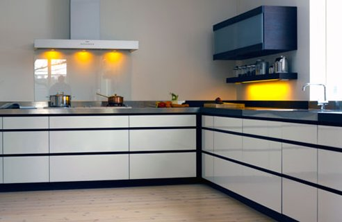kitchen l shaped design