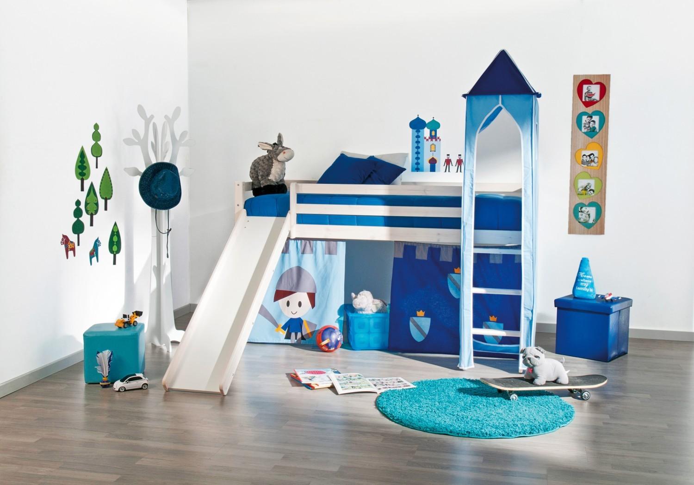 Cama Infantil Com Escada Beliches E Mezzanines