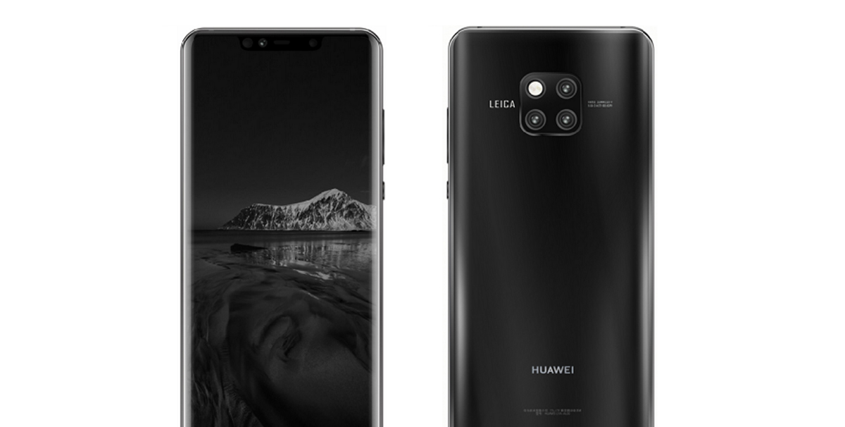 Huawei Mate 20 Pro Will Come With a Box Shape Camera