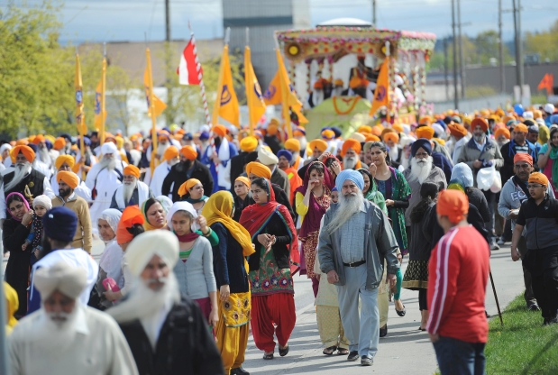 Sikhs in British Columbia