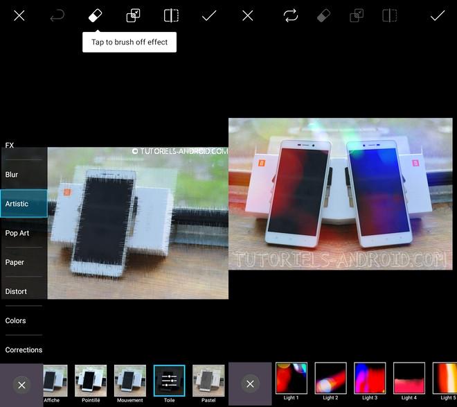 PicsArt pour Android