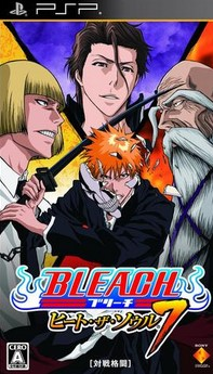 Download Bleach Heat The Soul 7 CSO ISO PSP PPSSPP