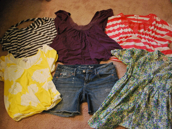 Wallet Friendly Wednesday:A Plato's Closet Trip!!