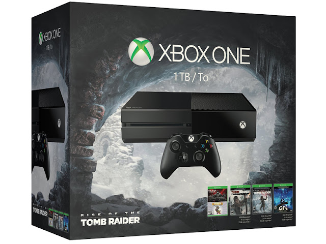 XBox One Game Bundle Sweepstakes
