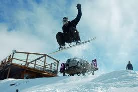 Aeropuerto a Centros Ski
