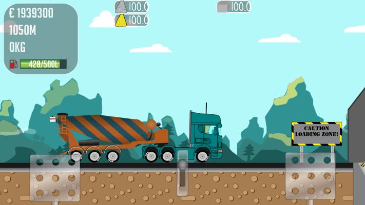 Trucker Joe v0.1.21 Para Hileli