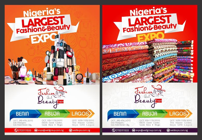 Fashion & Beauty Expo Co-Located With WED Expo In 3 Cities