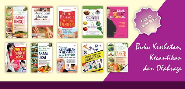 Buku Perpustakaan Desa - Buku Kesehatan, Kecantikan  dan Olahraga