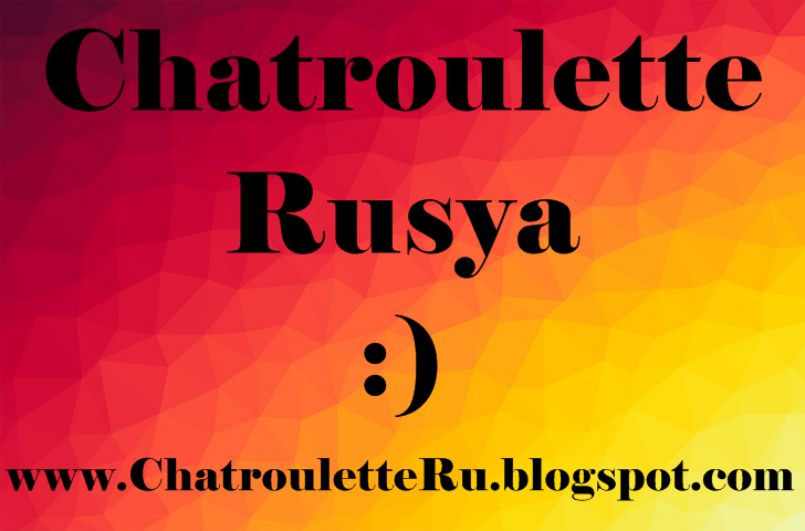 Chatroulette Rusya, bazı sıcak görüntülü sohbet eğlencesi için dünyanın dört bir yanından rastgele yabancılarla buluşabileceğiniz ücretsiz bir kamera sohbet topluluğudur.