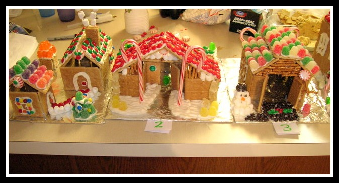 12 Days Of Christmas Gingerbread House Contest – Six Sisters' Stuff