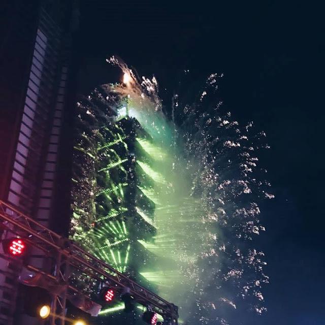 taipei101 nye fireworks