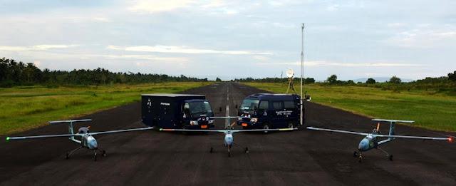 Drone Wulung Produksi PT. DI Baru untuk Kepentingan Militer dan Pemerintah