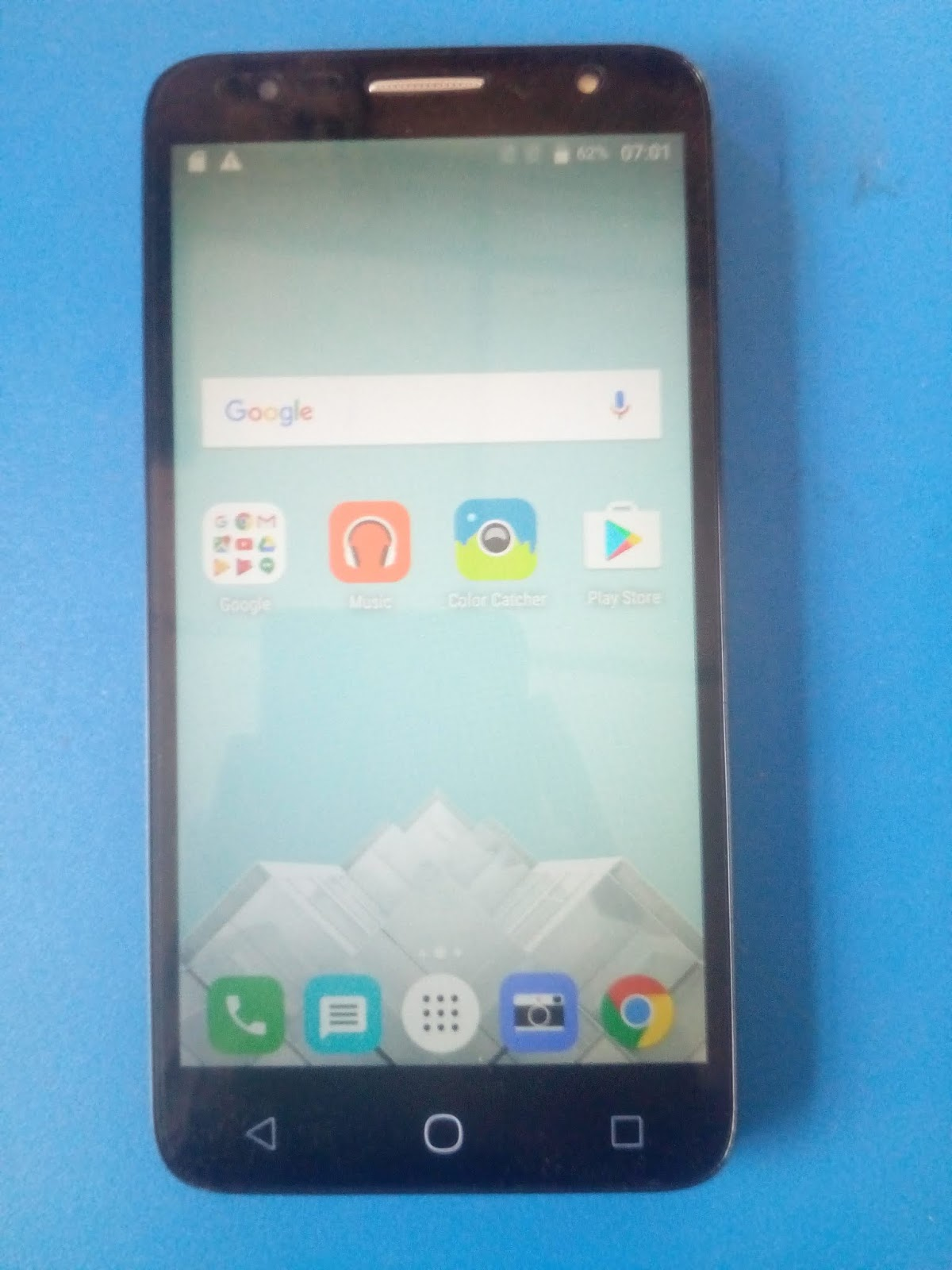 TCL 560 Firmware Flash File MSM8909 6 0 Hang Logo Fix Tested