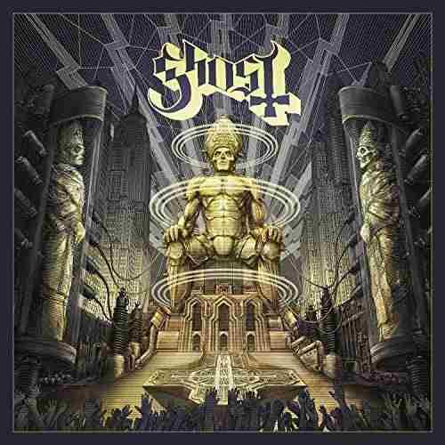 GHOST: Live album έκπληξη