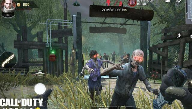 Yeni Zombies Deneyimi Artık Call Of Duty Mobile'ı Yaşatıyor
