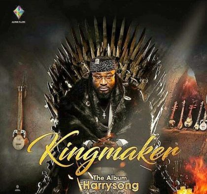Harrysong - Money Dey (King Maker Album).