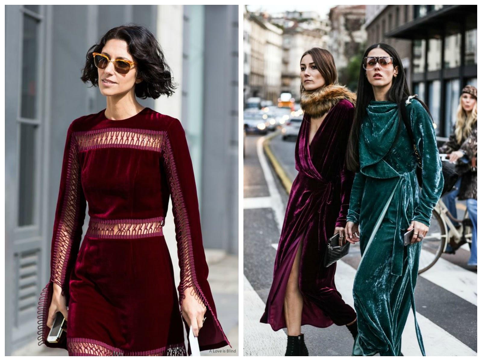 Street Style | Velvet Trend