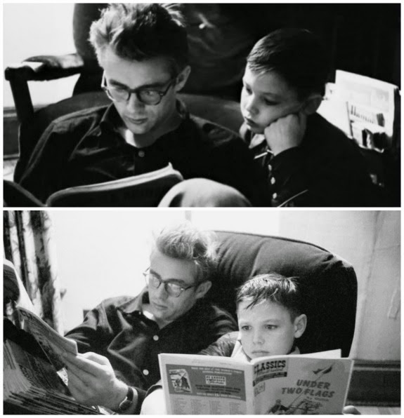 Stars and Letters: James Dean's advice to his cousin