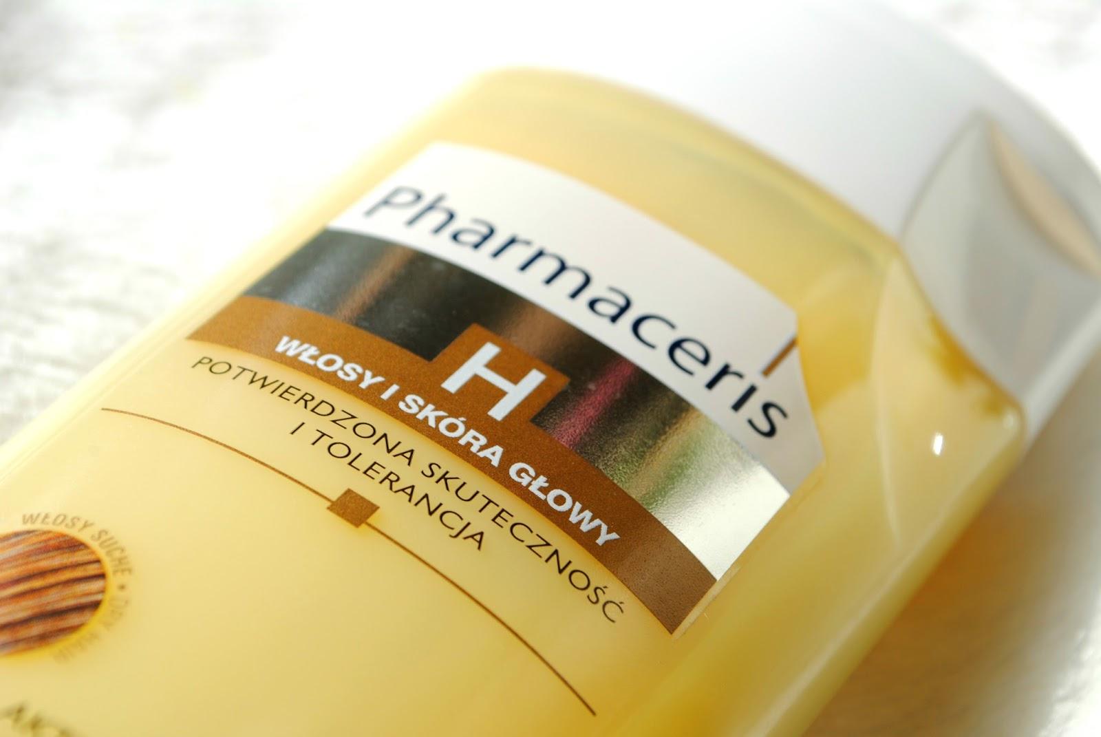 aktywny szampon regenerujący do włosów suchych i zniszczonych z Pharmaceris  BeautypediaPatt