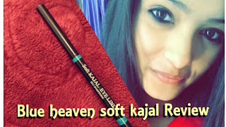Kajal for eyes from Blue Heavens Cosmetics - PostBits