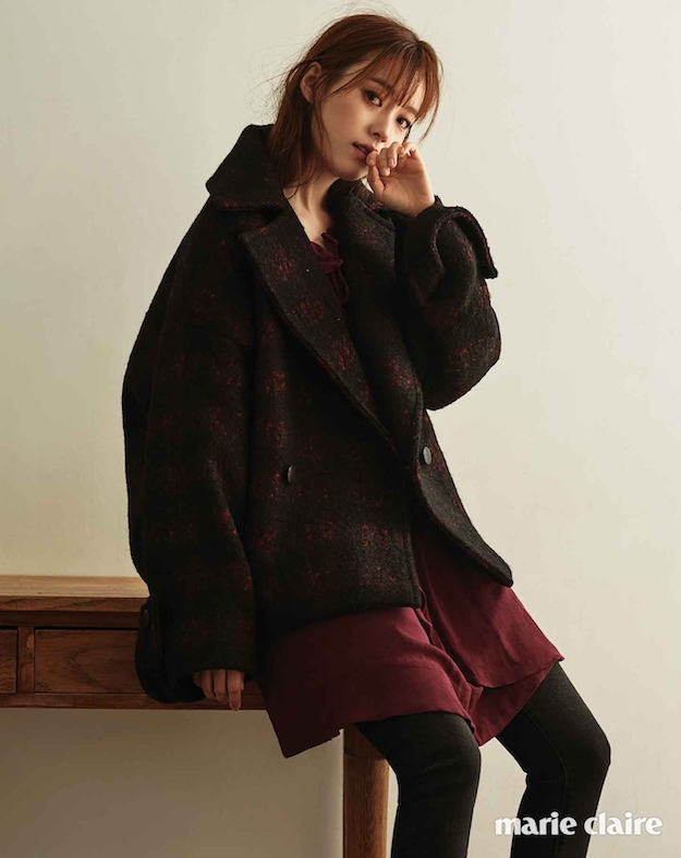 Han Hyo Joo, Han Hyo Joo Marie Claire, Han Hyo Joo 2016