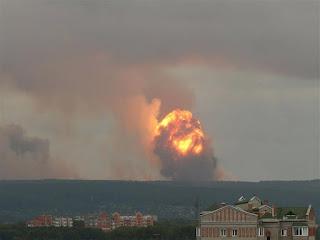 انفجار نووي غامض في روسيا .ماذا يحدث؟؟