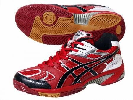 Sepatu Volly Profesional Excalibur 2  fe892e111a