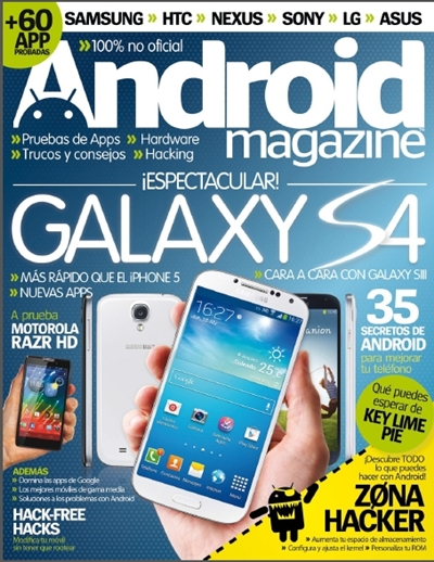 Android Magazine Junio 2013