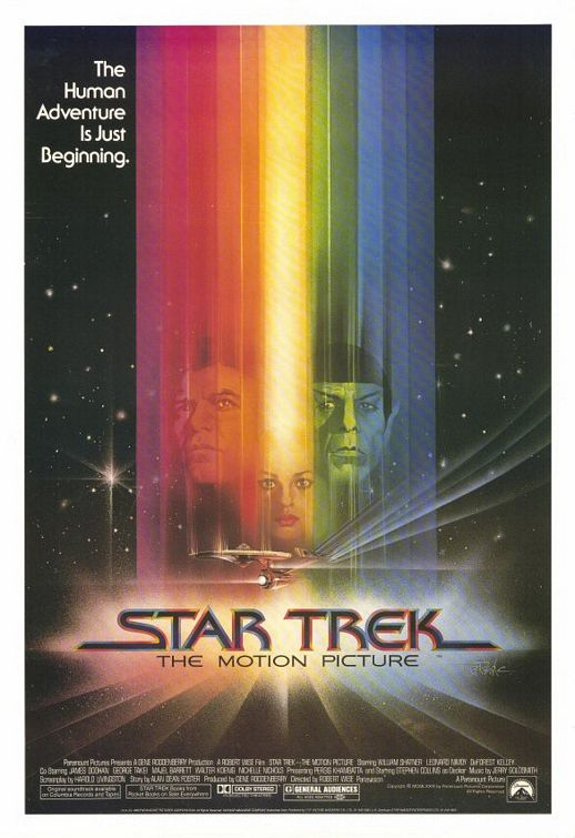 Star Trek Motion Picture poster