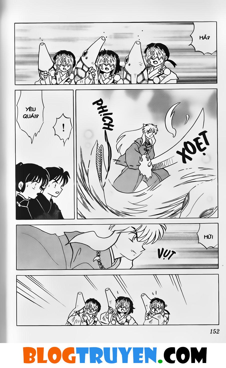 Inuyasha vol 35.9 trang 5