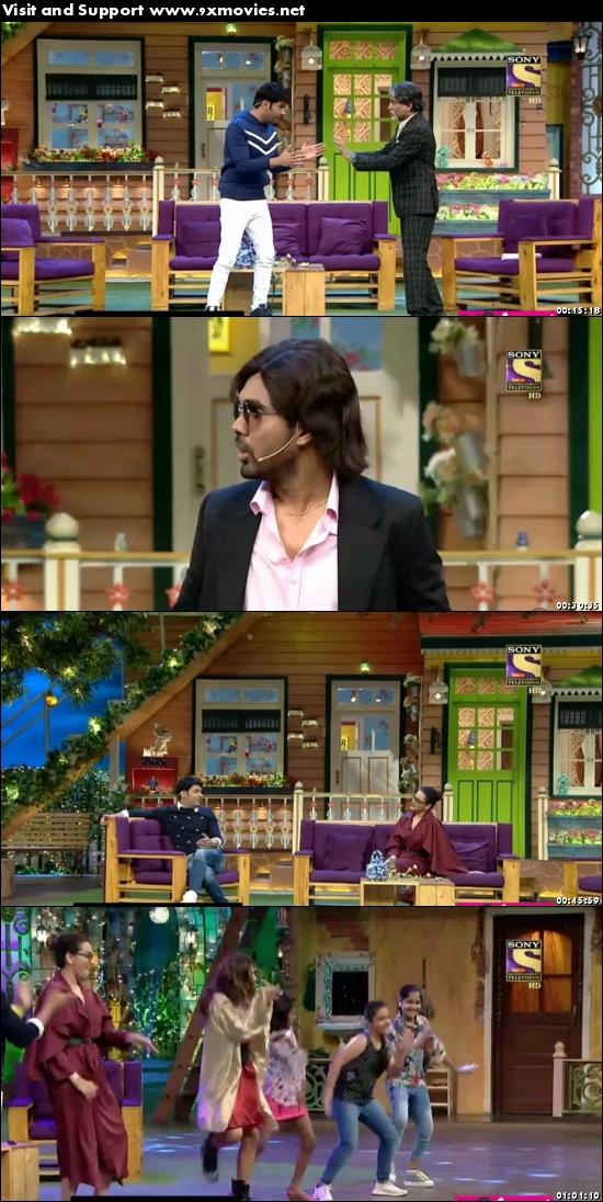 The Kapil Sharma Show 15 April 2017 HDTV 480p