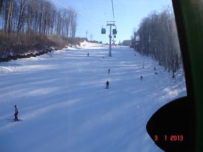 vacanta de ski la Straja