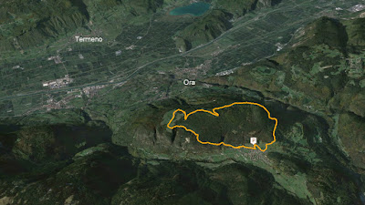 GPS Giro del Monte Cislon