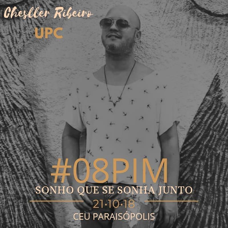 Conheça Chesller estilista que irá apresentar sua nova coleção na #08 edição do Pim