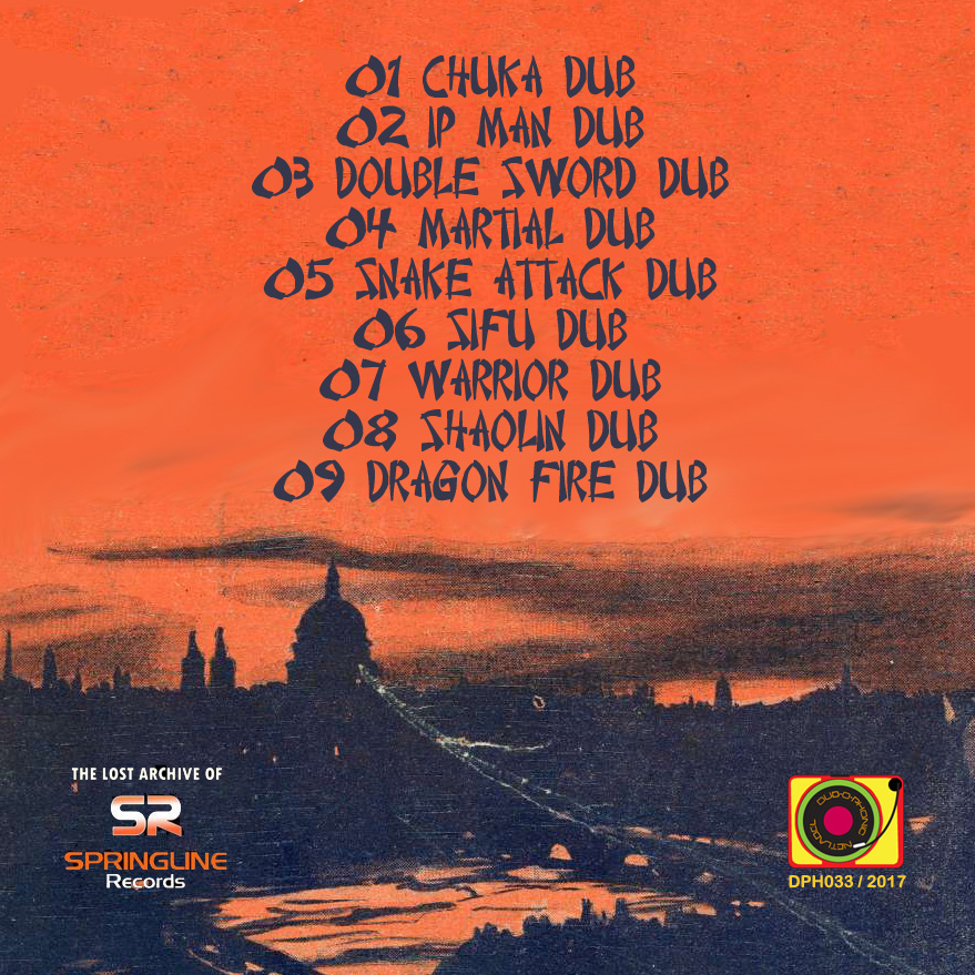 Foshan Roots - Sky Warrior Dub // Dubophonic