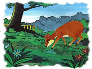 cerita pendek anak tiga bahasa (Indonesia-Sunda-Inggris)